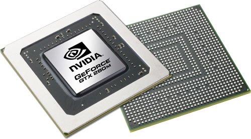 Новые производительные графические чипы для ноутбуков от nVidia