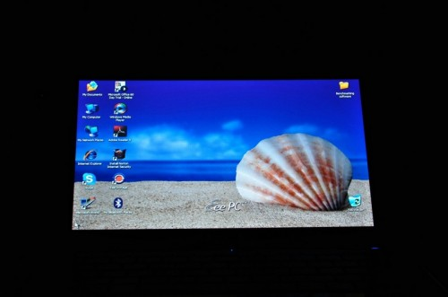 Обзор ASUS Eee PC 1008HA Seashell