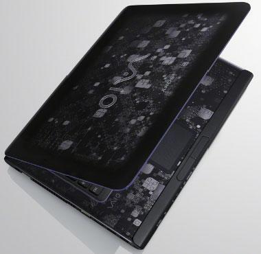 Ноутбуки Sony VAIO получили новые опции
