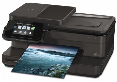 HP Photosmart 7520 и Photosmart 6520