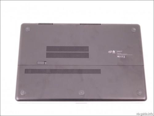 Обзор HP ENVY 17