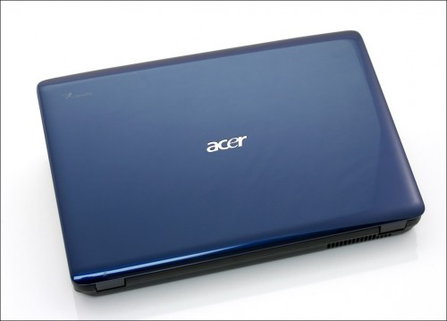 Обзор Acer Aspire 7740
