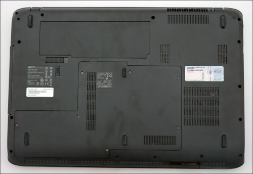 Обзор Acer Aspire 8940G