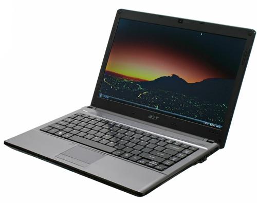 Обзор Acer Aspire Timeline 4810T