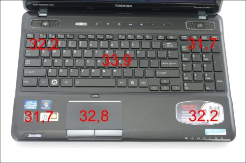 Обзор Toshiba Satellite A665-S5176