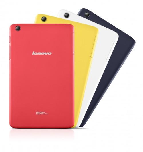 Трио новых недорогих планшетов от Lenovo