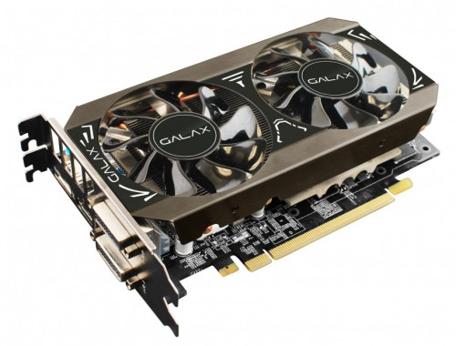 GALAX GeForce GTX 970 Black Edition