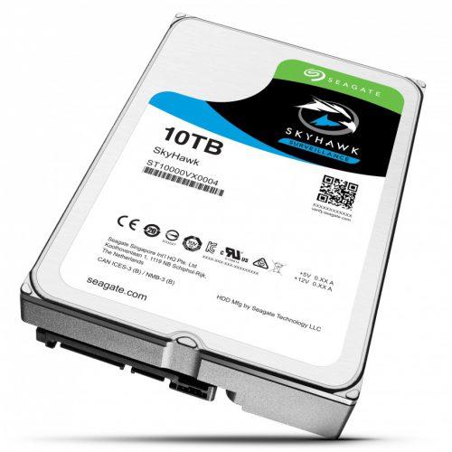 Новые жесткие диски от Seagate емкостью в 10 Тб