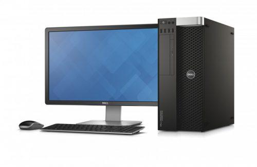 Новые рабочие станции от Dell появились в России