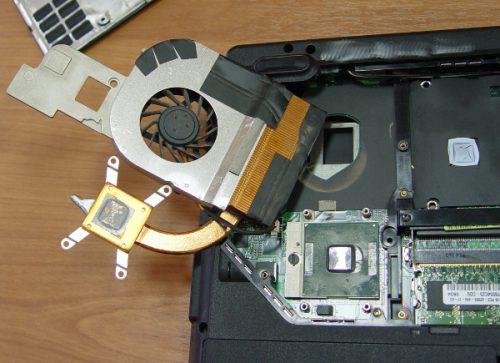 Что делать с процессором от ноутбука