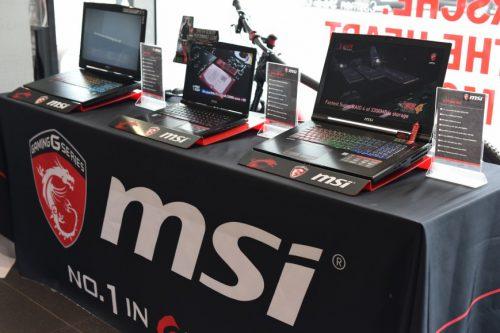Новые игровые ноутбуки линейки MSI Gaming