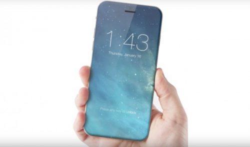 Подробиці про роботу над iPhone 8