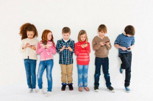 обеспечение безопасности детей при использовании смартфона
