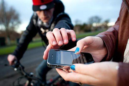 обеспечение безопасности при краже смартфона