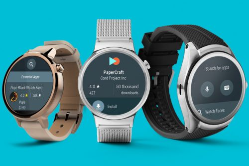 Скоро Android Wear обновится до версии 2.0