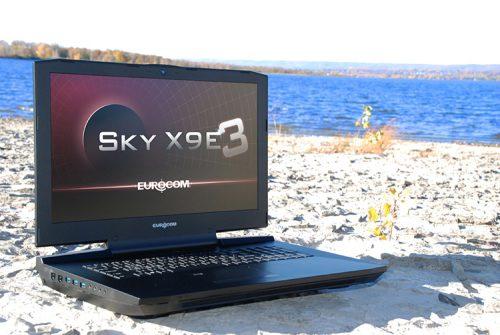 Eurocom Sky X9E3