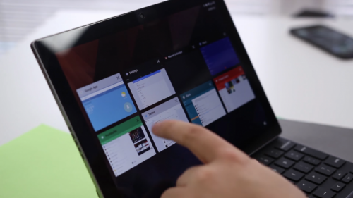 "На Google Pixel C ""прилетело"" обновление ОС Android"