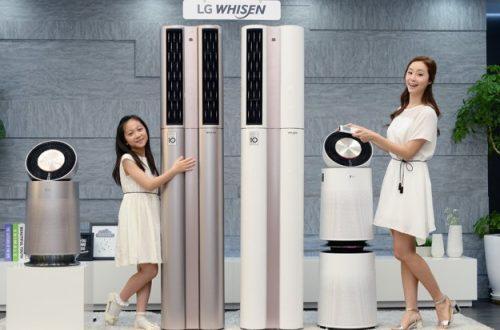 Новые кондиционеры от LG получат модуль Wi-Fi и голосовое управление