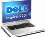 DELL INSPIRON 9200