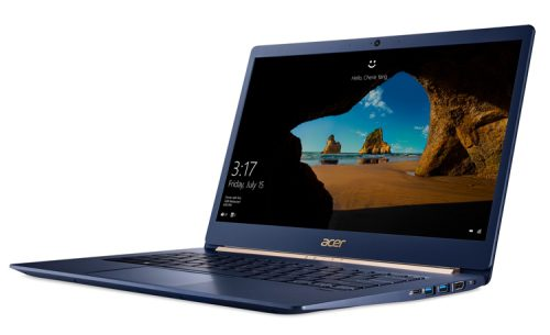 Acer Swift 5 и Spin 5