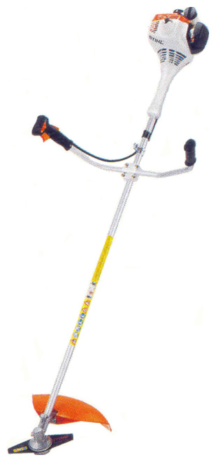 Триммер для газона Stihl FS 55: мини-обзор