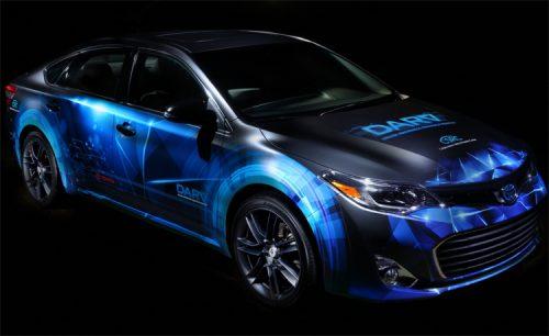 Toyota поможет в создании специального трека для тестирования автопилота