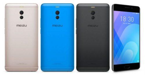 Смартфон Meizu M6 Note: мини-обзор