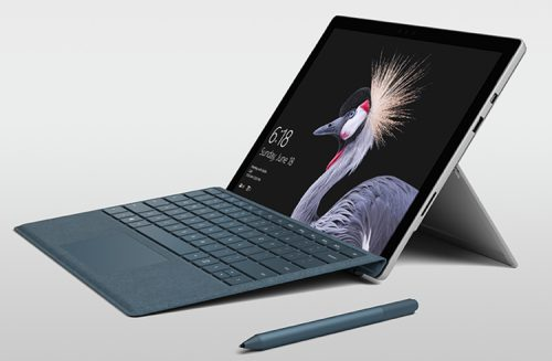 Microsoft Surface Pro with LTE Advanced