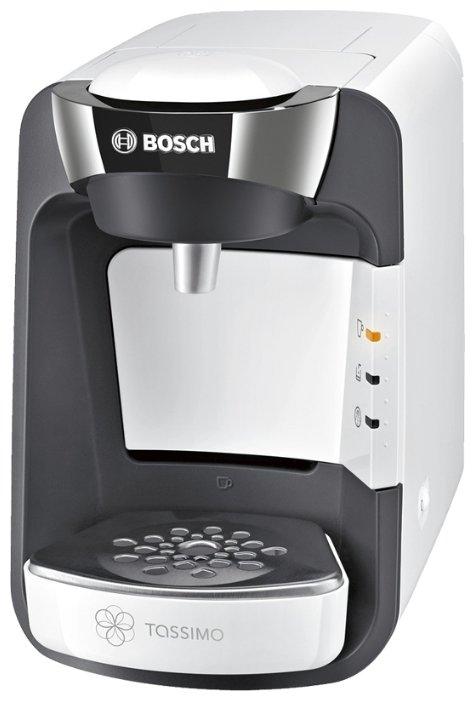 Кофеварка Bosch TAS 3202/3203/3204/3205 SUNY: мини-обзор