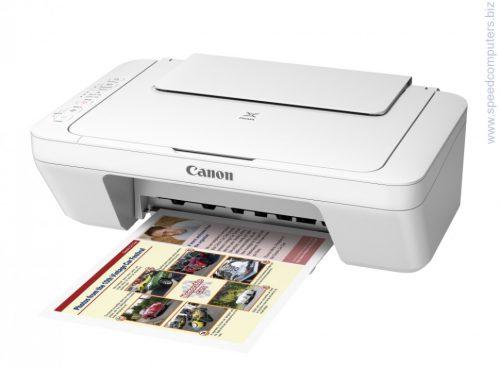 МФУ Canon PIXMA MG3040: мини-обзор