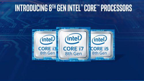 Архитектура Intel Kaby Lake Refresh. Характеристики, список процессоров