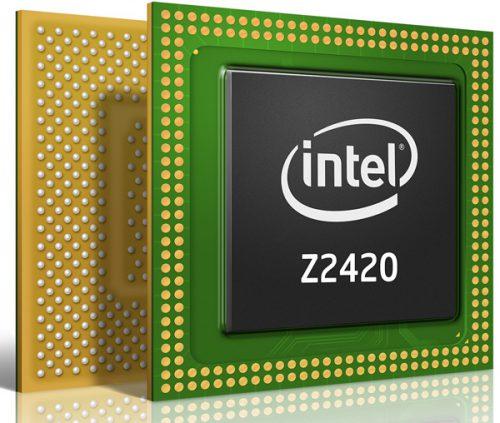 Список процессоров Intel Atom Z