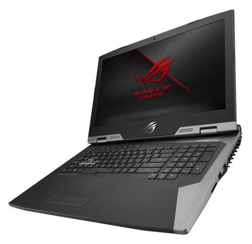 Новые игровые ноутбуки ASUS ROG с процессорами Coffee Lake уже в России