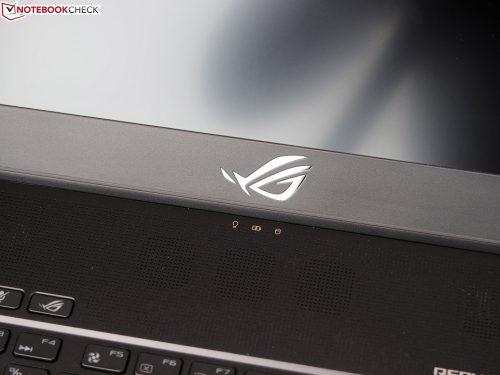 Игровой ноутбук ASUS ROG Zephyrus M GM501: обзор и тесты