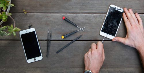 Как выбрать сервисный центр для ремонта техники Apple?