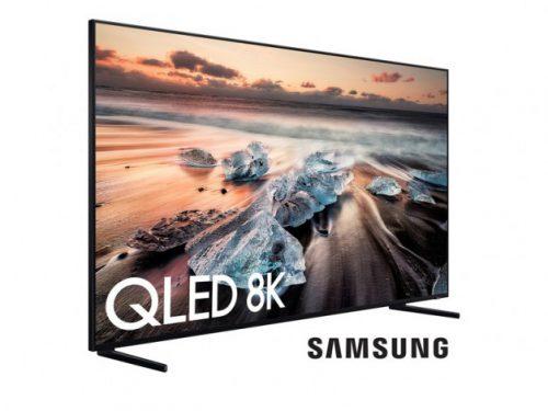 Samsung открыла предзаказ на 8К-телевизор за миллион рублей