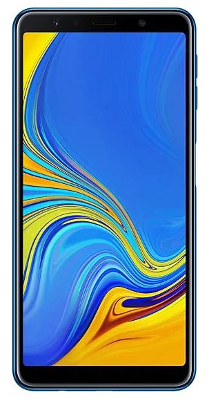 Смартфон Samsung Galaxy A7 (2018): мини-обзор