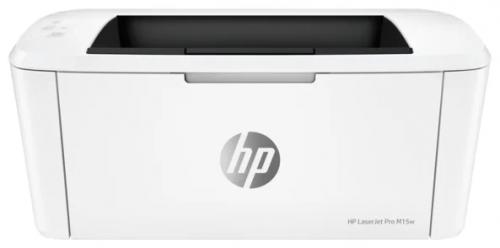 Принтер HP LaserJet Pro M15w: мини-обзор