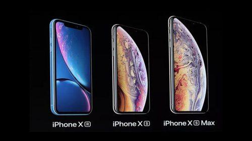 Apple iPhone XR + XS + XS Max
