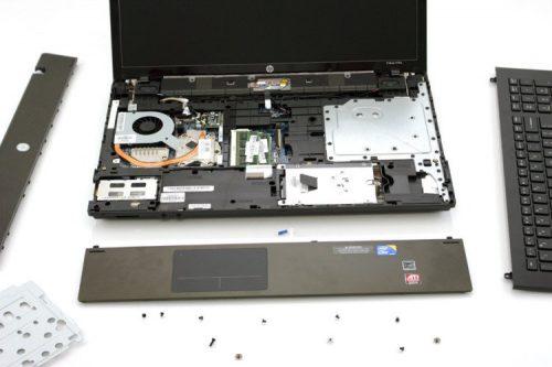 Какие комплектующие для ноутбуков HP чаще всего приходится менять?