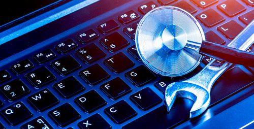 Самые распространенные причины ремонта ноутбуков