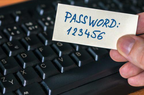 Как выбрать надежный пароль для защиты ноутбука?