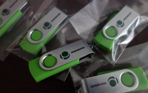 УФ печать на USB флешках