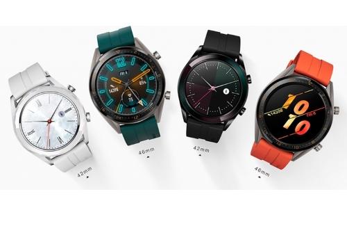 Вышли два новых варианта часов Huawei Watch GT