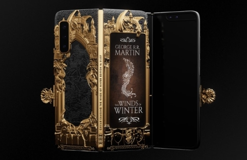 Galaxy Fold Game of Thrones Edition
