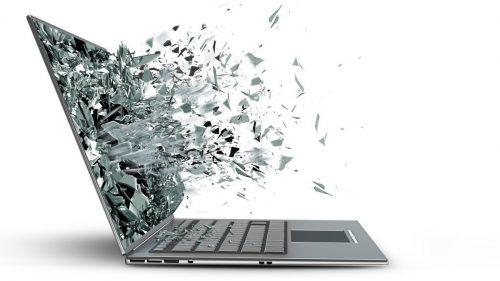 Причины, по которым ноутбуки ломаются