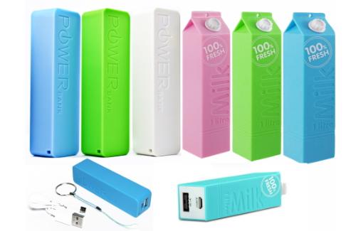 Идеи подарков. 3 необычных портативных батареи
