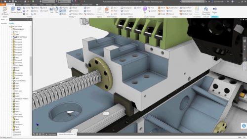 Курсы по Autodesk Inventor – отличная возможность расширить навыки проектирования