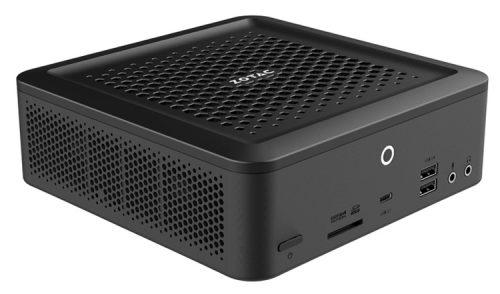 Zotacвыпускает два мини-компьютера с высокой производительностью