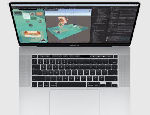Скоро выйдет новый MacBook Pro 13?